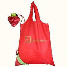 top quality New recycle nylon polyester folable bag