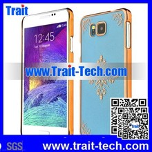 BASEUS Royal Snowflake PC Hard Case for Samsung Galaxy Alpha SM-G850F SM-G850A
