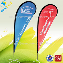 china wholesale flying banners beach flags for sale