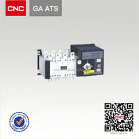 GA SERIES dual power automatic transfer switch