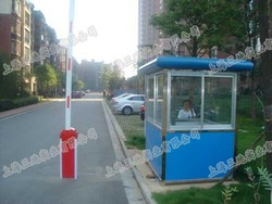 integrated housing small prefabricated sentry box / mobile sentry box for sale
