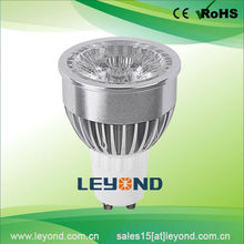 Warm White Color and Aluminum Alloy Lamp Body Material phosphor cob led spotlight