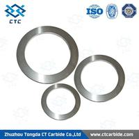 New design long life circle polished cemented carbide seals for wholesales