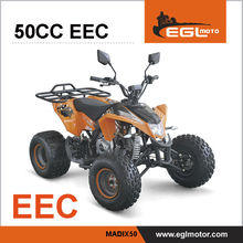 EEC Four Wheel Motorcycle 50 cc Made In Zhejiang