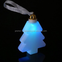Colourful LED Decorative Light Christmas Tree Pattern with Battery