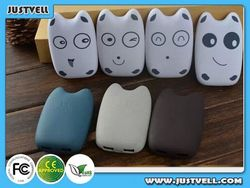 New Cartoon Totoro chinchillas design Solar usb Charger