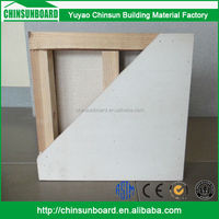 3mm-25mm Fireproof Magnesium Oxide Board(Mgo Board) With CE Certification