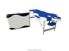 MT-8016 Aluminum Mixed Color Portable Massage bed