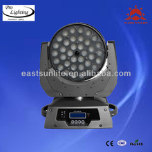 Pro Stage Light Supplier RGBW/RGBWA Led Moving Head Wash Light
