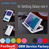 For high quality samsung galaxy note 4 case , for flip stand samsung galaxy note 4 case, for PU leather galaxy note 4 case