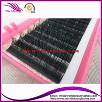 (gift+superior quality) --- much soft and natural show, real siberia mink fur lashes