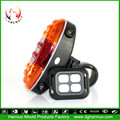 Großhandel fahrradteile helle hn-led-b12 sechs roten leds chopper fahrrad licht