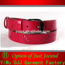 2015 New Women Fashoin Casual Classic Genuine Genuine 100% Genuine Leather Belt For Men