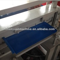 Hot sale metal material roof sheet roll forming machine