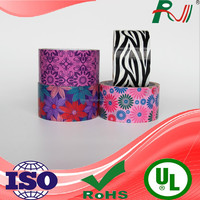 Top selling products colorful duct tape DIY with strong adhesion