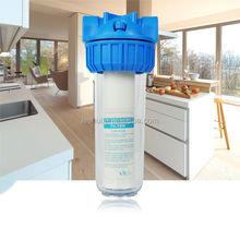 Household Italian Style Water Washable Cartridge Filtration Unit Bottle Purifier