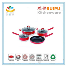 New Products China Buy Cheap cookware silicone pot handle covers,luxury cookware,ceramic coated cookware set