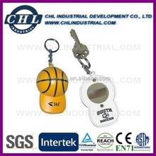 Basketball cap FDA certification plastic bottle opener