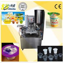 Ingegneri a disposizione per servire macchine all'estero rotante passata di pomodoro macchina di rifornimento della tazza
