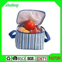2015 recycle good quality aluminium foil camping cooler bag for frozen
