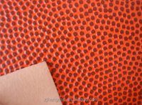 China high quality needle punched nonwoven fabric used for synthetic leather substrate for basket ball