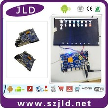 JLD Quad-core ARM architecture A9 CPU frequency 2 GHZ pcb board with PWR key