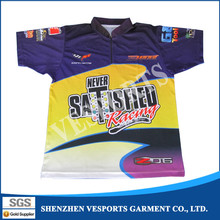 New design ladies fashion racing wear