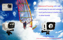 2015 NEW 1080P Extreme Sports DVR Recorder SJ5000 Sport Camera Waterproof Under 30M With 170 Degree Wide Angle Lens