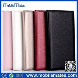PC+PU Leather Case Flip Cover for Samsung Galaxy A3 SM-A300F A3000 Factory Price