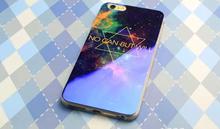 Fashion laser blue light mirror mobile phone case for iphone 6 case for iphone 6s