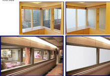 China supplier Stock product smart film/ smart glass film/ PDLC film with good price high quality