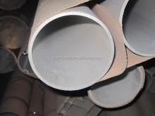 5052 aluminium round tubes Production and sales