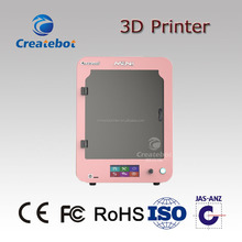 CE,FCC,RoHS,ISO approved Createbot manufacturer Mini Type 3d printer bearing