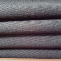 Wholesale 380gsm knit nylon rayon twill fabric, rayon nylon twill fabric for garment