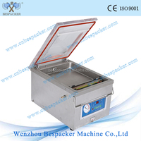 DZ-260 Table top meat & fish vacuum machine with CE