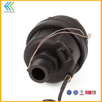 LXH-20 with pulse output amr concentric piston type 20mm devices different types of automatic reading water meter register