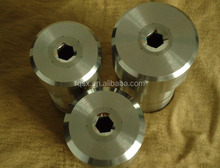 high precision die cutting mould , diamond round deep cemented tungsten carbide wire drawing dies