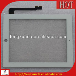 Hot selling good hight quality for white ipad 3 wifi touch screen