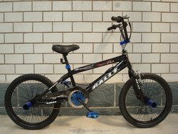 colorgul popular style BMX bike 20 inch 2015 top selling
