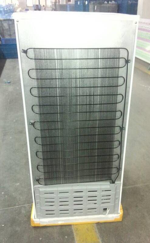 216l sola puerta congelador vertical 8 cajones for Congelador vertical pequeno