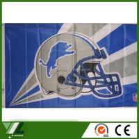 Detroit Lions big flag NFL big custom flying flag banner
