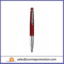 2015 New Your Logo Customized Ads Pen Metal,Copper Pen