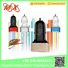 Hot micro usb car charger cigarette lighter adapter for iphone/samsung/Smartphone blackberry made in china