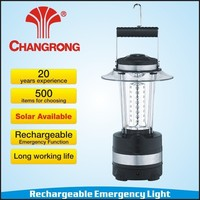 battery power source ABS body high quality led emergency lamps with great price