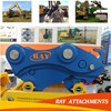 China factory hydraulic quick attach 3 point hitch for 10-20 tons excavator