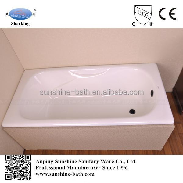 Small Bath Dimension Porcelain Baby Tub Small Drop In Bathtub - Buy ...