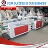 Automatic double line polythene bag cutting machine