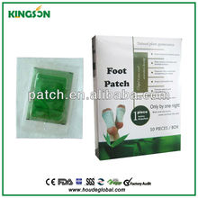 HODAF korea relax detox foot patch