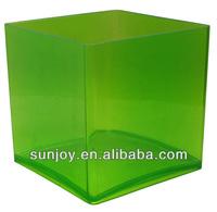 cube vase/plant containers square vase