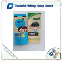 kraft paper colorful nut snack packaging bags / colorful nut snack packaging bags